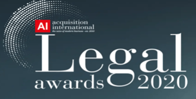 AI 2020 Legal Awards - Baer Reed Best Woman Owned LPO