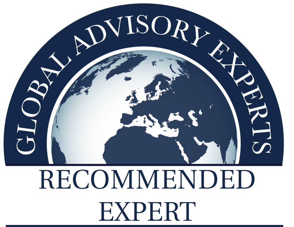 GLOBAL ADVISORY EXPERTS - RECOMMENDED Legal EXPERT